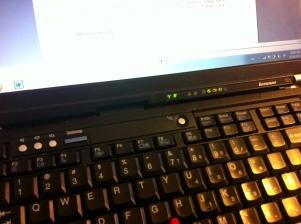 11:15 PM: Writing a bit, thinking mostly
